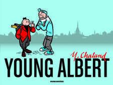 Young Albert