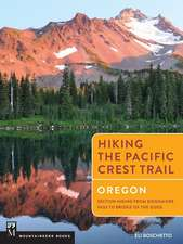 Hiking the Pacific Crest Trail Oregon