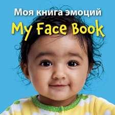 My Face Book (Russian/English Bilingual Edition)