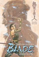 Blade of the Immortal, Volume 23:  Scarlet Swords