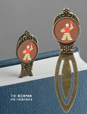 Book Lover's Bookmark - The Bookman