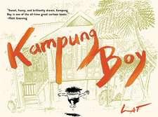 Kampung Boy:  The Memories of G.I. Alan Cope