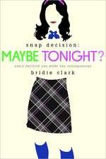 Maybe Tonight?