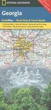 Georgia: State Guide Maps