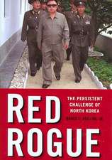 Red Rogue: The Persistent Challenge of North Korea