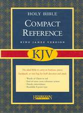 Compact Reference Bible-KJV