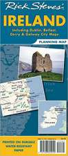 Rick Steves Ireland Planning Map