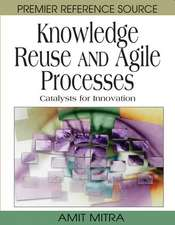 Knowledge Reuse and Agile Processes