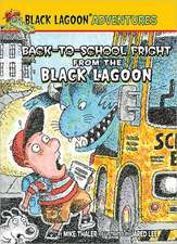 Back-To-School Fright from the Black Lagoon