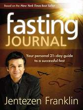 Fasting Journal