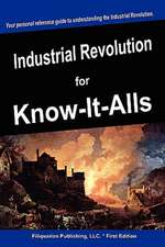 INDUSTRIAL REVOLUTION FOR KNOW