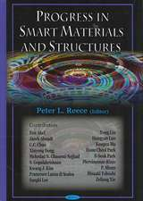 Progress in Smart Materials and Structures