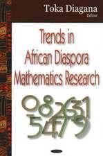 Trends in African Diaspora Mathematics Research