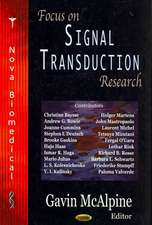 Focus on Signal Transduction Research
