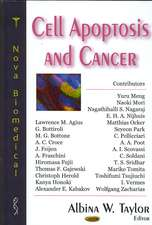 Cell Apoptosis & Cancer