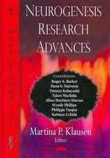 Neurogenesis Research Advances