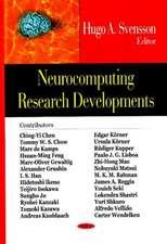 Neurocomputing Research Developments
