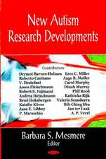 New Autism Research Developments