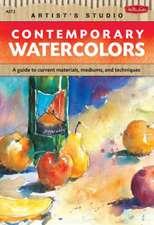 Contemporary Watercolors