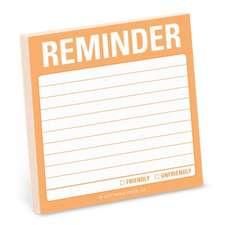 Knock Knock Reminder Sticky Notes