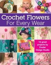 Crochet Flowers for Every Wear