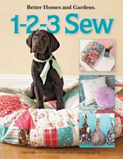Better Homes and Gardens 1-2-3 Sew