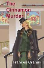 The Cinnamon Murder