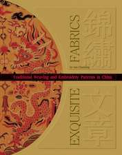 Exquisite Fabrics: Traditional Weaving and Embroidery Patterns in China