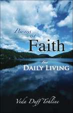 Poems of Faith for Daily Living