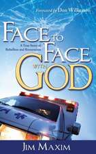 Face-To-Face with God