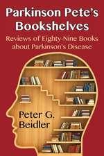 Parkinson Pete's Bookshelves