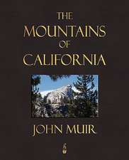 The Mountains of California:  Treated Geometrically - Ninth Edition