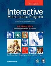 Imp 2e Y2 All about Alice Teacher's Guide