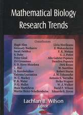 Mathematical Biology Research Trends