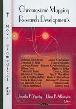 Chromosome Mapping Research Developments