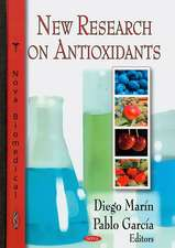 New Research on Antioxidants