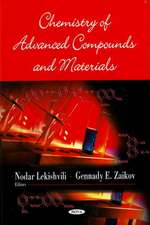 Chemistry of Advanced Compounds and Materials