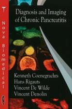 Diagnosis and Imaging of Chronic Pancreatitis
