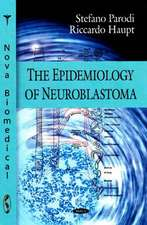 Epidemiology of Neuroblastoma