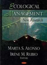 Ecological Management