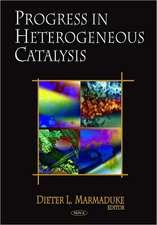 Progress in Heterogeneous Catalysis
