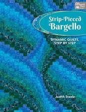 Strip-Pieced Bargello