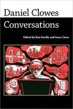 Daniel Clowes:  Conversations