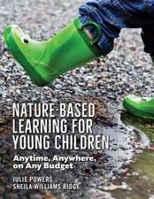 Nature-Based Learning for Every Preschool Setting: Start Small or Go Big