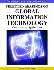 Selected Readings on Global Information Technology