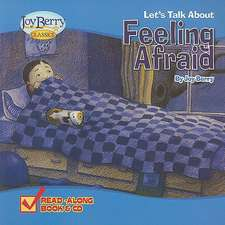 Let's Talk about Feeling Afraid [With CD (Audio)]:  Being a Bad Sport