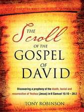 The Scroll of the Gospel of David