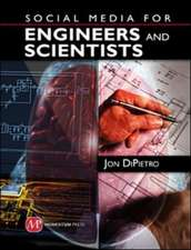 Social Media for Engineers and Scientists
