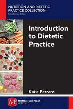 Introduction to Dietetic Practice