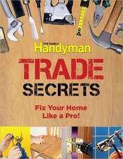 Trade Secrets:  Fix Your Home Like a Pro!
